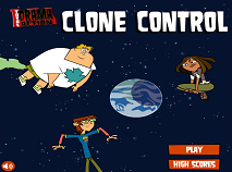 Total Drama Action - Clone Control