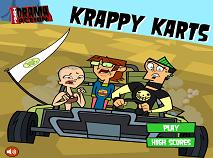 Total Drama Action - Krappy Karts
