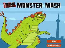 Actiune: Drama Totala - Monstrul Verde