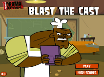 Total Drama Action - Blast the Cast