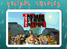 Total Drama Action - Picture Twister