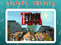 Actiune: Drama Totala - Puzzle Rotativ