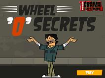 Total Drama Action - Wheel 'o' Secrets