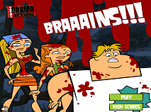 Total Drama Action - Braaains