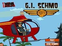 Total Drama Action - G.I. Schmo