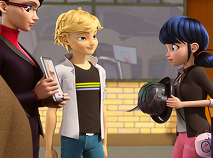 Adrien and Marinette Puzzle