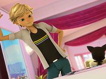 Adrien si Plagg Puzzle