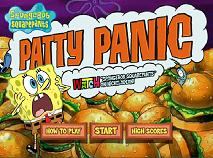 Spongebob Patty Panic