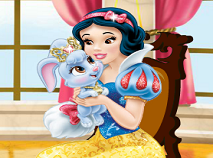 Snow White Palace Pets