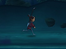 Kubo and the Two Strings Shadow Sprint