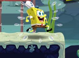 Alearga cu Spongebob