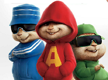 Alvin and The Chipmunks Spot the Difference