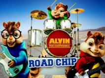 Alvin si Veveritele Puzzle