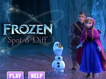 Frozen Spot 6 Diff