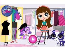 Littlest Pet Shop: Blythe Fashionista Fun