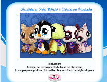 Littlest Pet Shop Puzzle