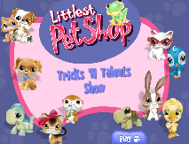 Littlest Pet Shop : Tricks'n'Talents Show