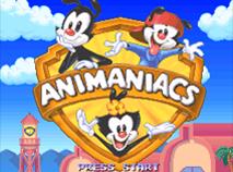 Animaniacii Saga Genesis