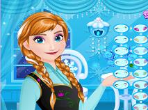 Anna's Frosty Makeup