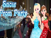 Anna si Elsa la Bal