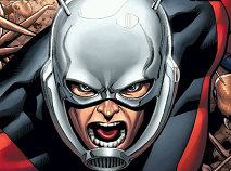Ant-Man Literele Ascunse
