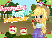 Apple Jack Equestria Makeover