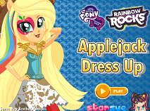 Applejack Dress Up