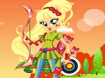 Applejack Archery Style
