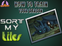How to Train Your Dragon Sort My Tiles