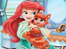 Ariel si Treasure Curata Baia