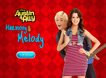 Austin and Ally Harmony and Melody