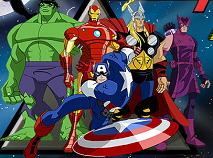 Avengers Ataca Fortaretele