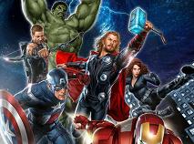Avengers Locuri Ascunse