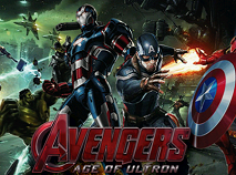 Avengers Age of Ultron Hidden Letters