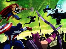 Avengers VS Monstri Gamma