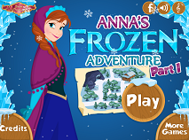 Anna's Frozen Adventures Part 1