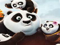 Aventura Kung Fu Panda Puzzle
