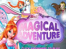 Aventura Magica a Clubului Winx
