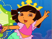 Aventura cu Dora Sirena