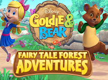 Goldie and Bear Fairy Tale Forest Adventures