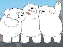 Aventurile Fratilor Ursi de Colorat