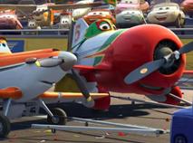 Avioane Disney cu Numere Ascunse