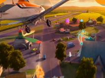 Avioane Disney de Colorat