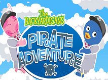 Backyardigans Aventura Piratilor