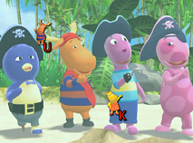 The Backyardigans Typing