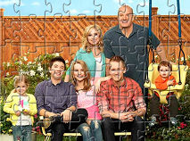 Good Luck Charlie Jigsaw Puzzle