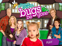 Good Luck Charlie Bugs Be Gone