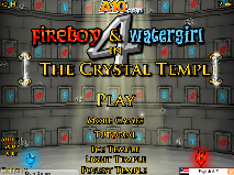 Fireboy and Watergirl in the Crystal Temple