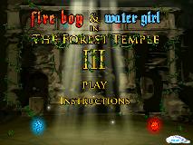 Baiatul Foc si Fata Apa in Templul din Padure 3