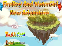 Fireoby and Watergirl New Adventure